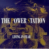 Cd Power Station Living In Fear   Usa