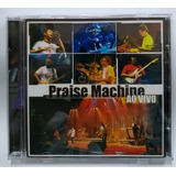 Cd Praise Machine   Ao Vivo   Novo Lacrado