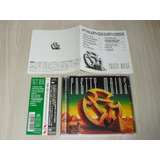 Cd Pretty Maids   Anything Worth Doing Is     japonês   Obi