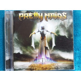 Cd Pretty Maids   Louder Than Ever  2014  Hard Rock Dinamarc