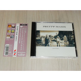 Cd Pretty Maids   Offside 1992  japonês   Obi