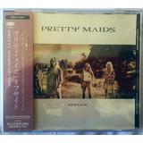 Cd Pretty Maids Offside Frete Grátis Japan Importado