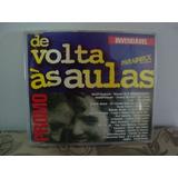 Cd Promo De Volta As Aulas Paradoxx Nicki French 1996