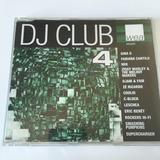 Cd Promo Dj Club 4 Wea Remix   Gina G Zé Ricardo Nek Coolio