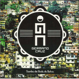 Cd Promo Germano Cruz Samba De Roda Da Bahia