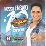 Cd Promo Harmonia Do Samba 10 Anos Ensaio Na Segunda 2012