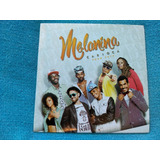 Cd Promo Melanina Carioca Tour 1ª Edição 2014 Raro Sem Uso