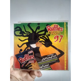 Cd Promo Ruffles Reggae 97 Shaggy Pato Banton Ziggy Marley