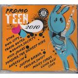 Cd Promo Teen 2010 Taylor  Swift Tokio Hotel Novo Lacrado