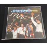 Cd Promo The Jacksons 5 Five   Live   Raro  Frete 10 00