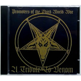 Cd Promoters Of The Third World War A Tribute To Venom 1997