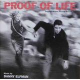 Cd Proof Of Life  Soundtrack Usa Danny Elfman