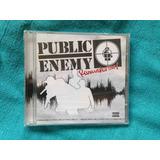 Cd Public Enemy Revolverlution 1ª Edição 2002 Raro Lacrado