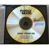 Cd Puddle Of Mudd   Away From Me Promo Importado Novo