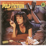 Cd Pulp Fiction   Music From The Motion Picture   Novo