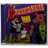 Cd Punk o rama Iii 1998 Lacrado Nofx Rancid Millencolin H2o