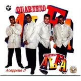 Cd Quarteto Alfa A Cappella Ii