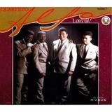 Cd Quarteto Alfa Louvai