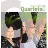 Cd Quarteto Em Cy   Samba Em Cy   2012