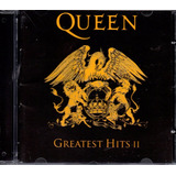 Cd Queen   Greatest Hits Il