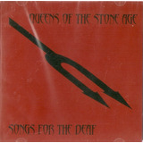 Cd Queens Of The Stone Age   Songs For The Deaf   Novo