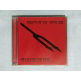 Cd Queens Of The Stone Age   Songs For The Deat