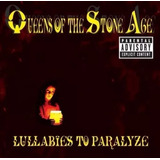 Cd Queens Of The Stone Age Lullabies To Paralyze Importado