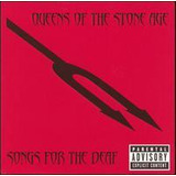 Cd Queens Of The Stone Age Songs For The Deaf Original