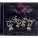Cd Queensryche   Take Cover   Novo