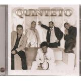 Cd Quinteto Em Branco E Preto   Quinteto   Original E Lacrad