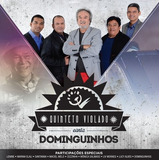 Cd Quinteto Violado Canta Dominguinhos