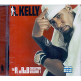 Cd R  Kelly  The R  In R&b Collection   Vol  1
