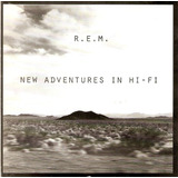 Cd R e m   New Adventures In Hi   Fi   Novo