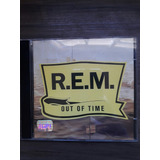 Cd R e m   Out Of Time   Usado Bom Estado