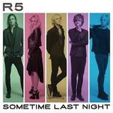 Cd R5   Sometimes Last Night Special Edition  novo E Lacrado