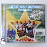 Cd Raça Negra Grandes Sucessos Do Brasil Vol 2 Novo Lacrado