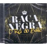 Cd Raça Negra O Rei Do Baile Estado De Novo