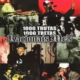 Cd Racionais Mc s   1000 Trutas 1000 Tretas
