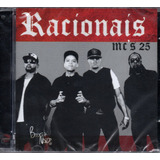 Cd Racionais Mcs   Mc s 25