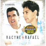 Cd Racyne E Rafael Excelente Estado Promocional   Raro