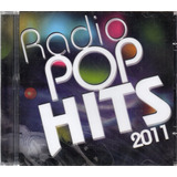 Cd Radio Pop Hits 2011   Flo Rida   Jason Mraz   Frete 12 00