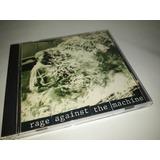 Cd Rage Against The Machine   1992   Excelente Estado