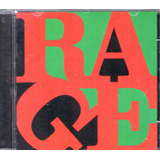 Cd Rage Against The Machine  Renegades