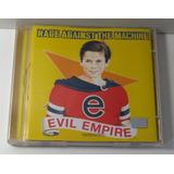 Cd Rage Against The Machine Evil Empire   Semi Novo