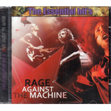 Cd Rage Against The Machine The Essential Hits Lacrado