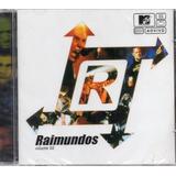 Cd Raimundos Mtv Ao Vivo Vol2 Original