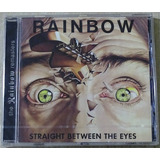 Cd Rainbow Straight Between The Eyes Importado Europeu Novo