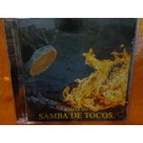 Cd Raízes Do Samba De Tocos