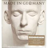 Cd Rammstein   Made In Germany 1995   2011   Novo