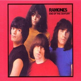 Cd Ramones   End Of The Century   Expanded  6 Bônus